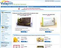 Vistaprint livraison offerte code avantage frais d - Frais de port gratuit vistaprint ...
