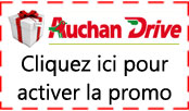 Auchan Drive reduction