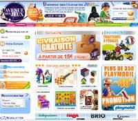 Avenue des jeux livraison offerte code avantage frais - Frais de port offert brandalley ...